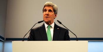 Kerry Calls For 'Transatlantic Renaissance'