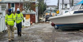 Chris Christie's Sandy 'Czar' Says Politics Played No Role In Recovery Efforts