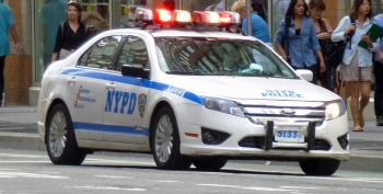 NYC Mom Sues After Cop Fractures Her 10-year-old Son's Leg, Report Says