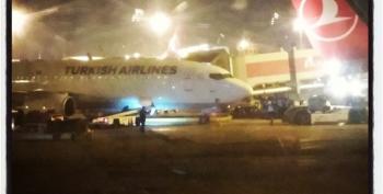 Ukraine Launches Terror Probe Over Turkish Plane Hijack Bid