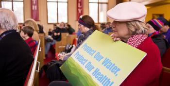 Volunteers Desperately Needed In West Virginia Water Crisis