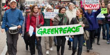 Five Groups Fighting Climate Change