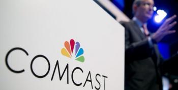 US Cable Operators Comcast, Time Warner Cable In $45 Bn Merger