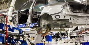 How Fear Beat The UAW In Tennessee