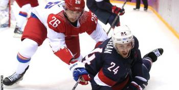 Sochi Olympics 2014: Team USA Stuns Russia In A Shootout After Controversial Disallowed Goal