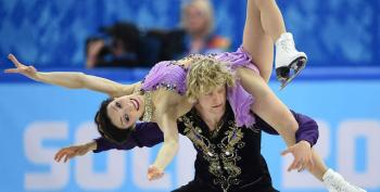 Shy US Figure Skaters Find Their Feet To Win Sochi Gold
