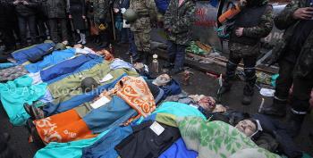 Deadly Ukraine Clashes: Live Report
