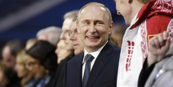 Putin Says Russia's Sochi Olympics 'Risk' Paid Off