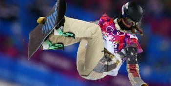 Sochi Olympics 2014 Snowboarding Results: Americans Reclaim Podium In Halfpipefinals