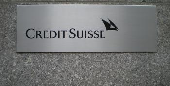 Credit Suisse 'Regrets' Misconduct, Blames Rogue Staff