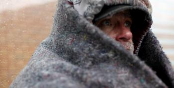 Cruel Florida Ordinance Makes It Illegal For Cold Homeless People To Cover Up With Blankets