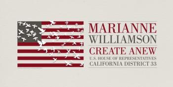 Meet Congressional Candidate Marianne Williamson