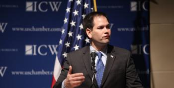 GOP Money Men See Rubio As The Next Best Thing