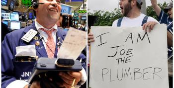 Joe The Plumber Is Now A Union Man