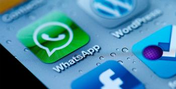 Facebook Bets Big On Mobile With $19 Bn WhatsApp Deal
