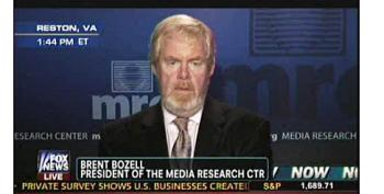 Brent Bozell Always Attacks Lazy Media, Gets Outed With Ghostwritten Columns