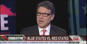 Rick Perry: 'I Don't Think It's Government's Business To Be Setting Minimum Wage'