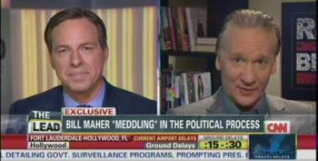 Maher Would Like To See Cruz, Paul And Rest Of 'Insane Clown Posse' Run In 2016