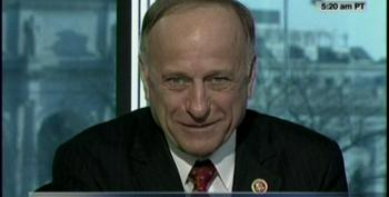 Rep. Steve King Punts When Asked About Koch Brothers Donations