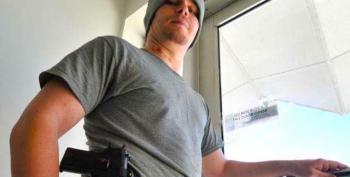 Popular Open-Carry Advocate Jailed For Gun Charges, Including 'Endangering Safety'