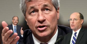 Jamie Dimon's Bird In The Hand