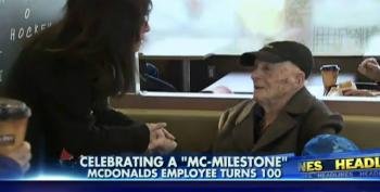 Fox Celebrates New GOP Retirement Plan: Work At McDonalds To Age 100
