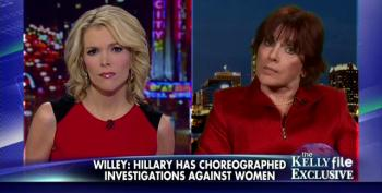 Fox Brings On Clinton Conspiracy Theorist To Attack Hillary For Waging A 'War On Women'