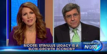 Fox Celebrates Fifth Anniversary Of Stimulus By Spreading GOP Zombie Lies On Recovery