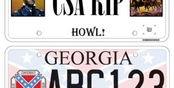 New Georgia License Plate Marks 150th Anniversary Of Sherman's March