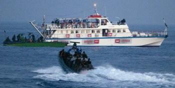 Israel Offers $20 Mn To Turkey Flotilla Victims