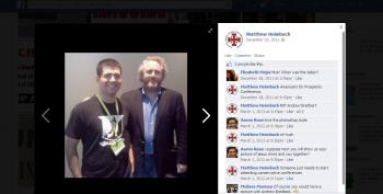 Old Photos Surface Showing Breitbart, O'Keefe Hobnobbing With White Nationalists