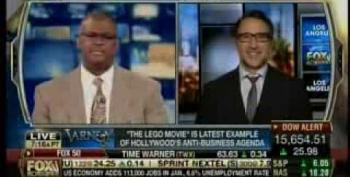 Fox Business Attacks Lego Movie, Claims Anti-Business Indoctrination