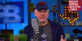 Glenn Beck Warns Obama Will Put Dissenters In Internment Camps