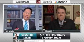 Rep. Alan Grayson:  Ted Cruz Is Trying To 'Hasten The Apocalypse'