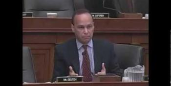 Rep. Gutierrez Gives Darrell Issa Hell Over 'Do-Nothing' Congress