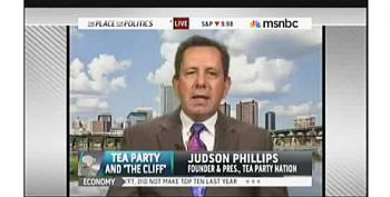 Tea Party Nation's Judson Phillips Worries About Phallic Symbols On Cakes
