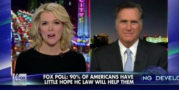 Romney Attacks Obamacare As 'Unmitigated Mess'