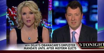 Fox News Doubles Down On Their Obamacare CBO Lies