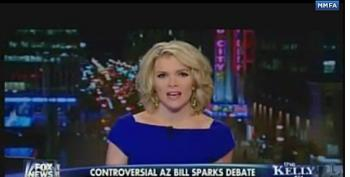 Megyn Kelly: Arizona's 'Sharia Law' Bill  'Deeply Offensive,' 'Potentially Dangerous'