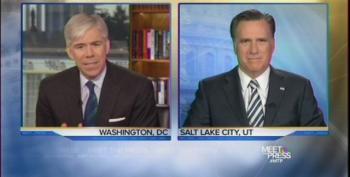 Mitt Romney Accuses Putin Of Using Olympics For Political Gain