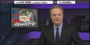 Lawrence O'Donnell Blasts Priorities USA For Staying Out Of 2014 Midterms
