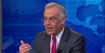 David Brooks Finally Admits That There Is No 'Tea Party'