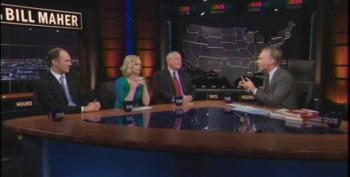 Watch Bill Maher Call Out Bill Kristol: 'Have You Ever Met A War You Didn't Love?'