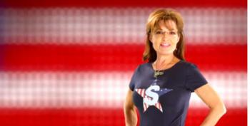 She's Baaaaack! Sarah Palin Gets Yet Another Reality Show