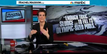 Maddow: North Carolina Regulators Protected Duke Energy From Lawsuits Over Coal Ash Pollution