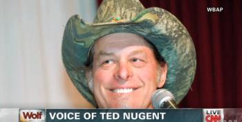 Nugent Apologizes To Cruz And Abbot For Muddying Them With Epithets