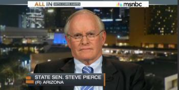 AZ Senate President Insists: 'No Discrimination' In Anti-Gay Bill
