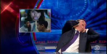 Colbert Taunts Right Wing Over Super Bowl Coke Ad Freakout