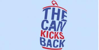 'Fix The Debt' Affiliate Group 'The Can Kicks Back' Almost Broke