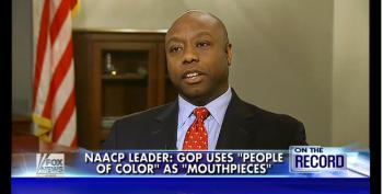 Sen. Tim Scott Says The Left Is Afraid Black College Students Will Become Conservatives